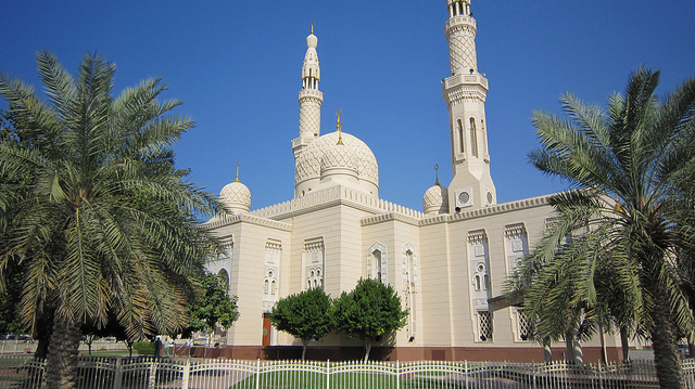 Mešita Jumeirah, 2. část