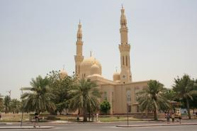 Dubaj - mešita Jumeirah