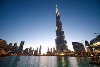 Burj Khalifa, nejvyšší budova světa