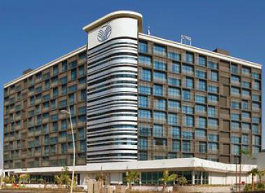 Emirátský hotel Yas Island Rotana, Abu Dhabi