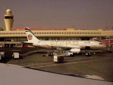 Spojené arabské emiráty a letiště Abu Dhabi