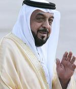 Emír a prezident Khalifa bin Zayed Al Nahyan